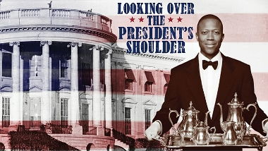 Post image for Chicago Theater Review: LOOKING OVER THE PRESIDENT'S SHOULDER (American Blues Theater)