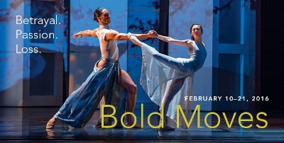 Post image for Chicago Dance Review: BOLD MOVES (Joffrey)