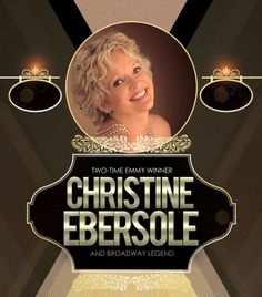 Post image for Los Angeles Cabaret Preview: CHRISTINE EBERSOLE: BIG NOISE FROM WINNETKA (The Wallis)