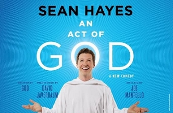 Post image for Los Angeles Theater Review: AN ACT OF GOD (Ahmanson Theatre)