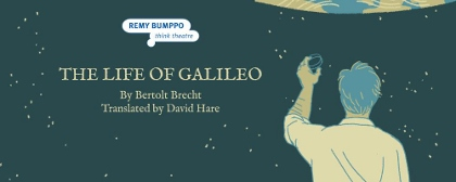Post image for Chicago Theater Review: THE LIFE OF GALILEO (Remy Bumppo at Greenhouse Theater Center)