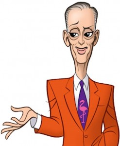 John Waters This Filthy World, Filthier and Dirtier.