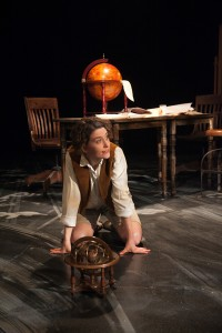 Kelsey Brennan in THE LIFE OF GALILEO.