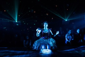 Lilli Cooper in THE WILDNESS, SKY-PONY'S ROCK FAIRY TALE, presented by Ars Nova in collaboration with The Play Company.