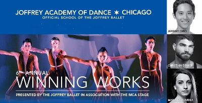Post image for Chicago Dance Review: WINNING WORKS 2016 (Joffrey Academy of Dance and MCA, Chicago)