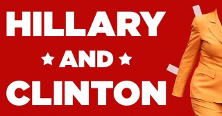 Post image for Chicago Theater Review: HILLARY AND CLINTON (Victory Gardens Biograph Theater)