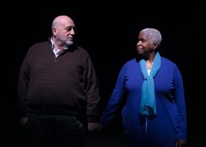 John Apicella (Bill), Cheryl Lynn Bruce (Hillary)