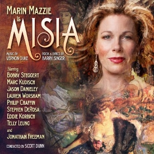 Post image for CD Review: MISIA (A New Musical on PS Classics)
