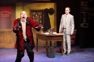 MercuryTheaterChicago, The Producers - Bill Larkin (Max Bialystock), Matt Crowle (Leo Bloom)