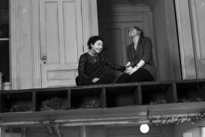 THE_HUMANS_-_Sarah_Steele_and_Cassie_Beck._Photo_by_Brigitte_Lacombe