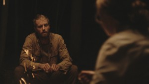 Adam David Thomspon as Chris in HERE ALONE. Cinematographer: Adam McDaid