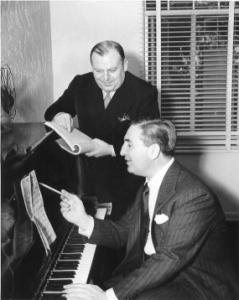 Al Dubin and Harry Warren