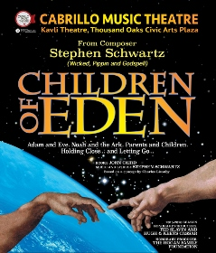 Post image for Los Angeles Theater Review: CHILDREN OF EDEN (Cabrillo Music Theatre in Thousand Oaks)