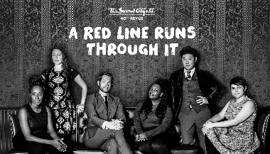 Post image for Chicago Theater Review: A RED LINE RUNS THROUGH IT (The Second City e.t.c.'s 40th Revue at Piper's Alley)