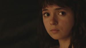 Gina Piersanti as Olivia in HERE ALONE.Cinematographer: Adam McDaid