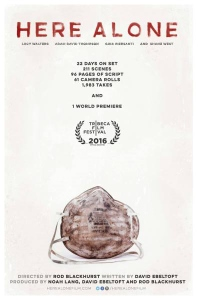 Post image for Film Review: HERE ALONE (directed by Rod Blackhurst / World Premiere at Tribeca Film Festival)