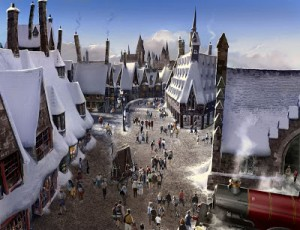 HOGSMEADE Ð The Wizarding World of Harry Potter at UniversalÕs Islands of Adventure will provide visitors with a one-of-a-kind experience complete with multiple attractions, shops and a signature eating establishment. This completely immersive environment will transcend generations and bring the wonder and magic of the amazingly detailed Harry Potter books and films to life.