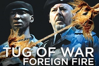 Post image for Chicago Theater Review: TUG OF WAR: FOREIGN FIRE (Chicago Shakespeare Theater)