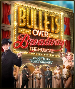 Post image for Theater Review: BULLETS OVER BROADWAY (National Tour at PrivateBank Theatre in Chicago)