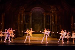 8_The Joffrey Ballet Company Dancers_Photo by Cheryl Mann