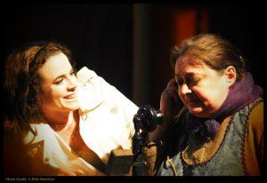 Beth Bartley and Randi Sobol. Photo by Ride Hamilton.