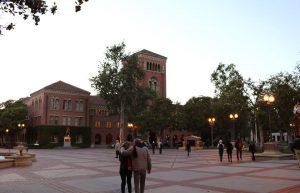 Bovard Auditorium at USC