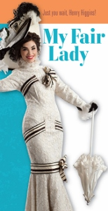 Post image for Chicago Theater Review: MY FAIR LADY (Light Opera Works in Evanston)