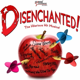 Post image for Chicago Theater Review: DISENCHANTED! (Broadway in Chicago at the Broadway Playhouse)