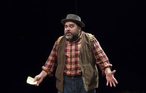 Richard Ruiz as Sancho