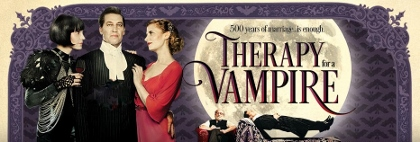 Post image for Film Review: THERAPY FOR A VAMPIRE (directed by David Ruehm)