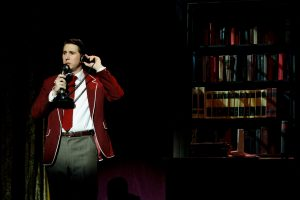 11) Justin Adair (Patrick Dennis) in Light Opera Works' Mame August 20-28, 2016- at Cahn Auditorium in Evanston, IL.