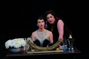 Allison Spratt Pearce and Linda Libby in GYPSY. Photo by Ken Jacques.