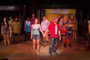 (full cast) The cast of In The Heights