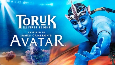 Post image for Tour Review: TORUK – THE FIRST FLIGHT (Cirque du Soleil, North American Tour)