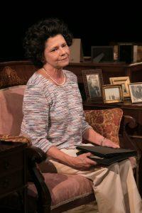 Linda Reiter in Rose. Photo Johnny Knight
