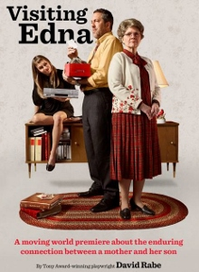 Post image for Chicago Theater Review: VISITING EDNA (Steppenwolf)