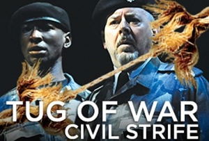 Post image for Chicago Theater Review: TUG OF WAR: CIVIL STRIFE (Chicago Shakespeare Theater)
