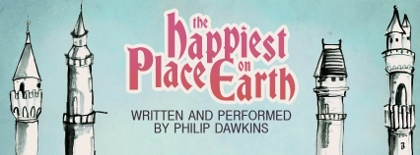Post image for Chicago Theater Review: THE HAPPIEST PLACE ON EARTH (Greenhouse Theater Center)
