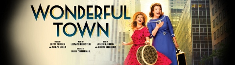 Post image for Chicago Theater Review: WONDERFUL TOWN (Goodman Theatre)