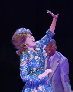 "JULIE CARDIA as Gladys in Musical Theatre West's Production of ""Memphis."""