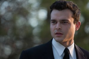 Alden Ehrenreich stars in RULES DON'T APPLY, from legendary Academy-Award winning director Warren Beatty. Photo Credit: Francois Duhamel.