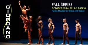 Post image for Chicago Dance Review: GIORDANO DANCE CHICAGO (Fall Engagement at the Harris Theater)