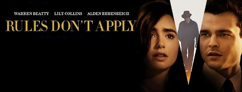 Post image for Film Review: RULES DON'T APPLY (written and directed by Warren Beatty)