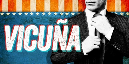Post image for Los Angeles Theater Review: VICUÑA (Kirk Douglas Theatre in Culver City)