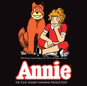 Post image for Theater Review: ANNIE (National Tour)
