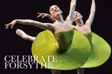 Post image for Los Angeles Dance Preview: CELEBRATE FORSYTHE (Glorya Kaufman Dance at the Music Center)