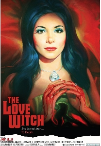 Post image for Film Review: THE LOVE WITCH (written and directed by Anna Biller)