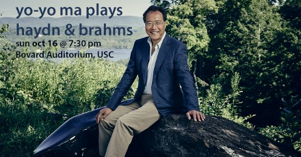 Post image for Los Angeles Music Preview: YO-YO MA PLAYS HAYDN AND BRAHMS (Los Angeles Chamber Orchestra)