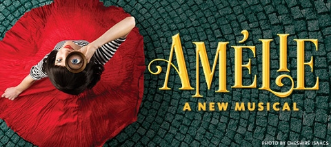 Post image for Los Angeles Theater Review: AMÉLIE, A NEW MUSICAL (pre-Broadway run at the Ahmanson Theatre)