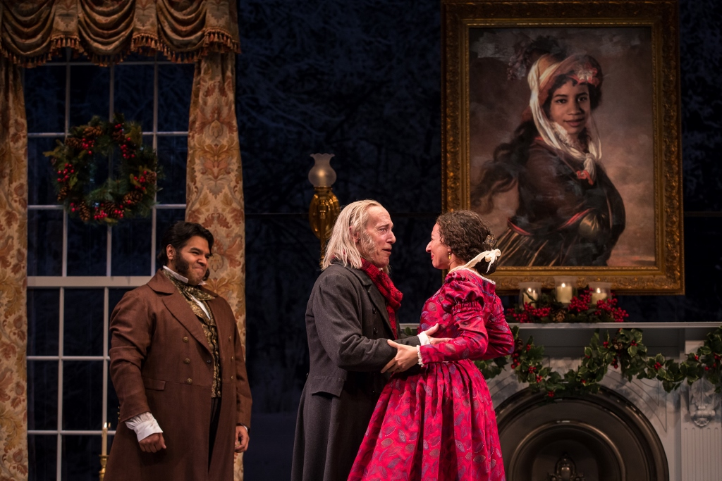 How Long Is The Christmas Carol Play.Theater Review A Christmas Carol Goodman Theatre In